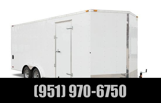 2020 Continental Cargo VHW8.520TA2 Enclosed Cargo Trailer
