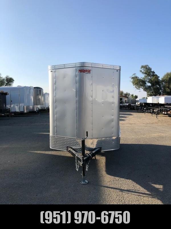 2020 Mirage Trailers XPS 5x8 Enclosed Cargo Trailer