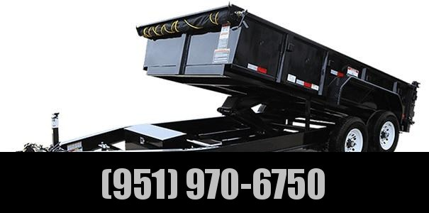 2020 Big Tex Trailers 14LP-16 Dump Trailer