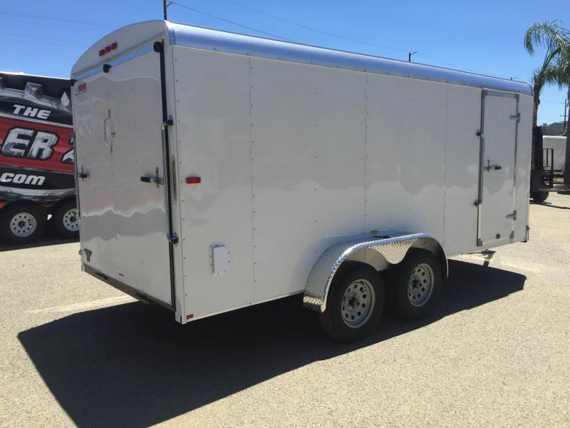 2019 Mirage Trailers MXL716TA2 Enclosed Cargo Trailer