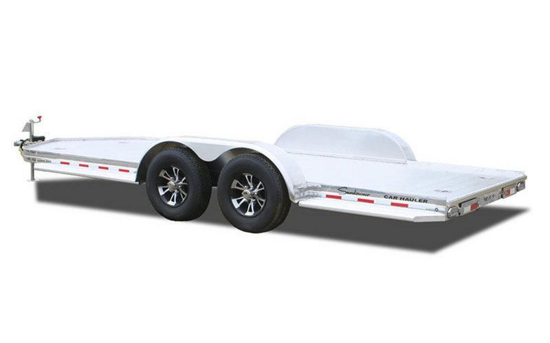 2020 Sundowner Trailers CH19 BP Car / Racing Trailer