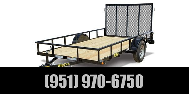 2020 Big Tex Trailers 35ES-12 Utility Trailer