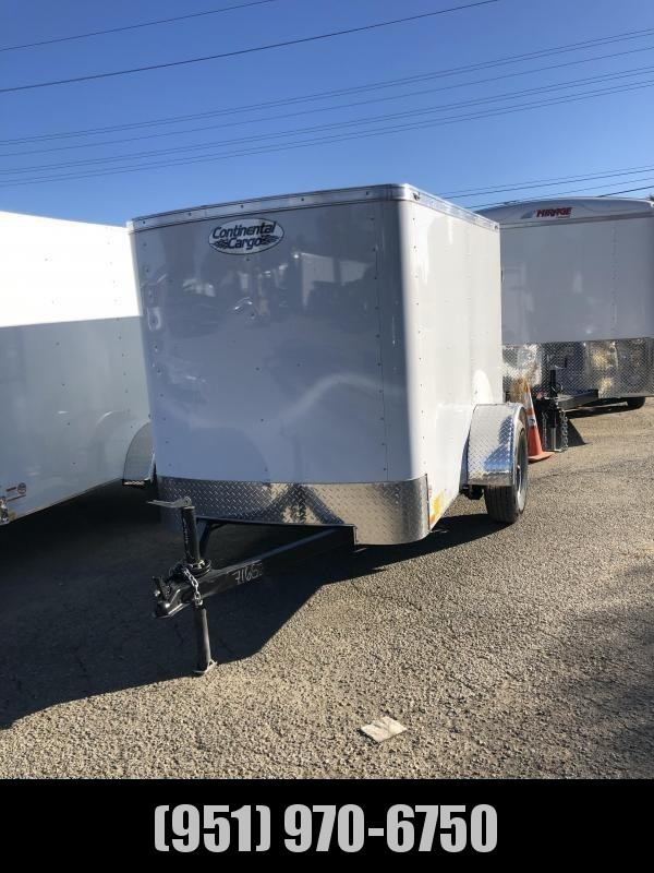 2020 Continental Cargo OSRM610SA Enclosed Cargo Trailer