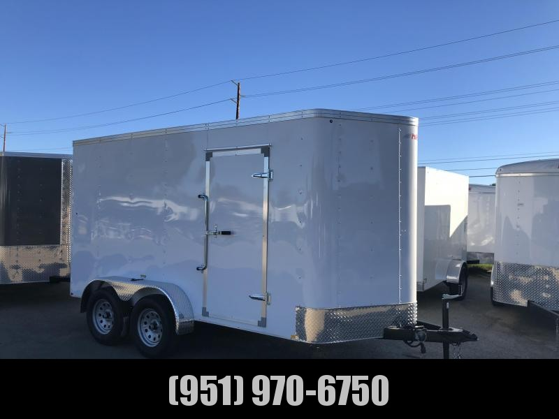 2020 Mirage Trailers XPS 7x12 TA2 Enclosed Cargo Trailer