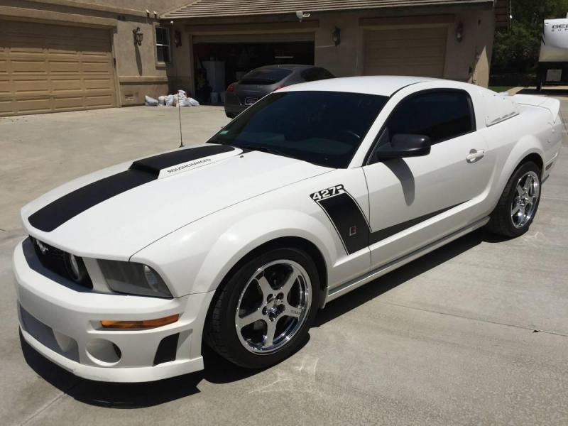 2007 Ford Mustang Roush