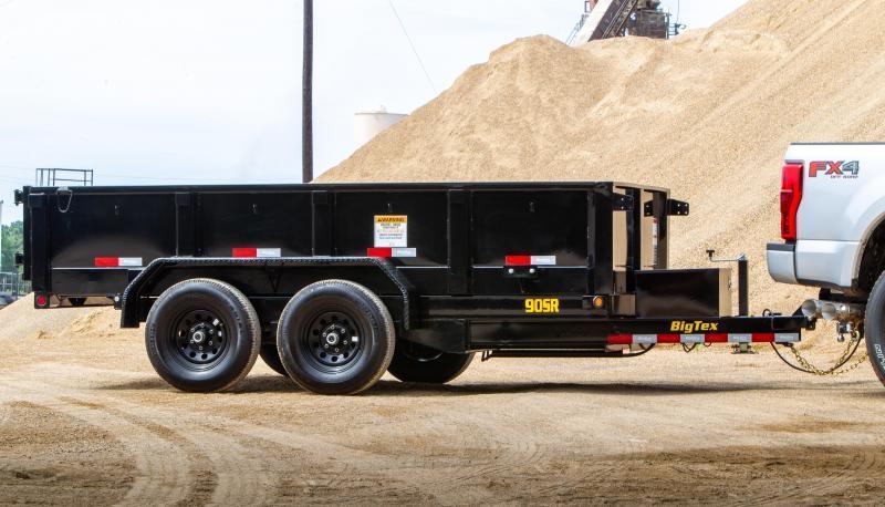2020 Big Tex Trailers 90SR-10 Dump Trailer