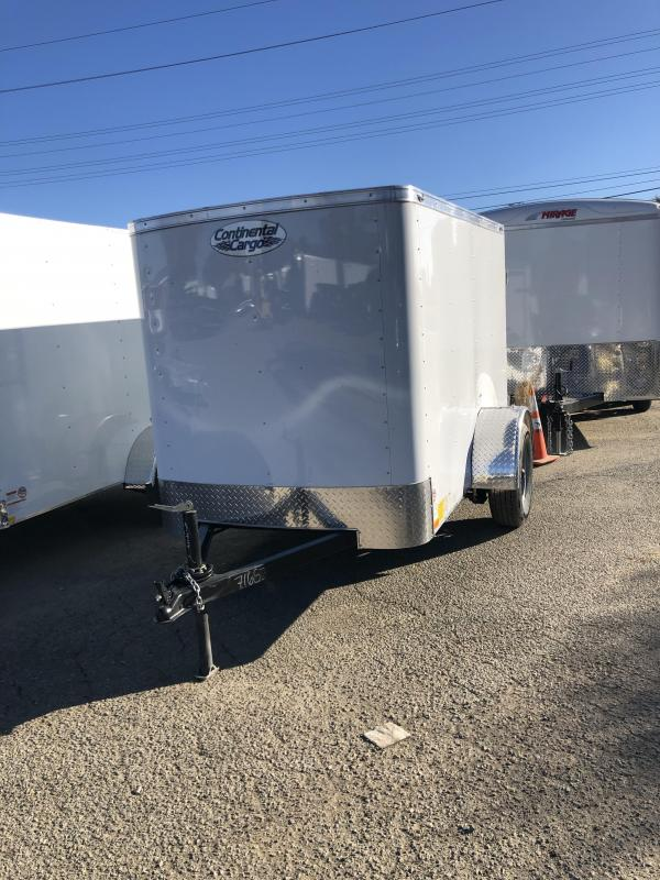 2019 Continental Cargo VHW612SA Enclosed Cargo Trailer