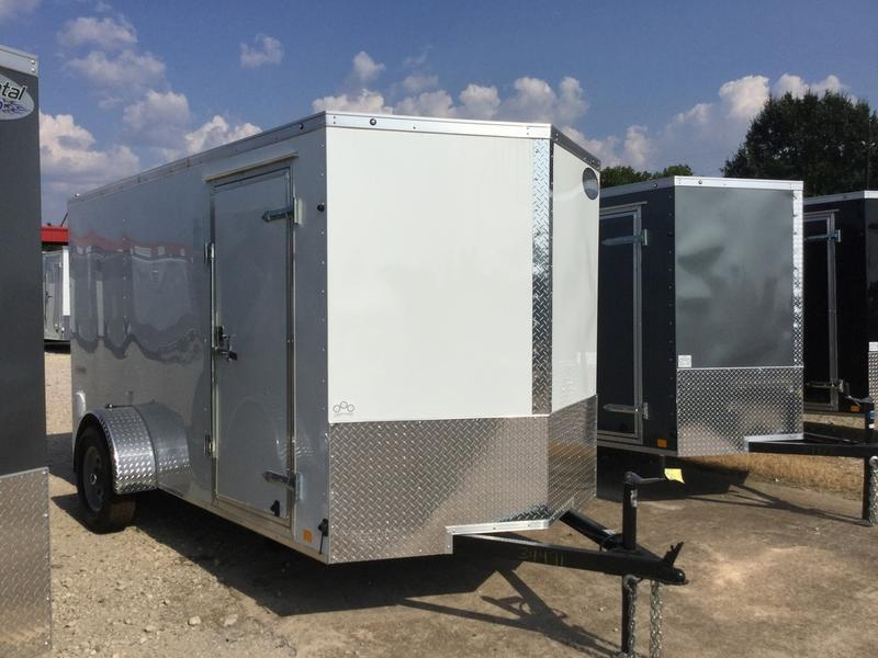 2019 Continental Cargo RM6x12SA Enclosed Cargo Trailer