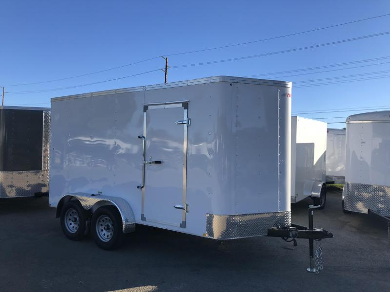 2020 Mirage Trailers MXPS 7x12 Enclosed Cargo Trailer