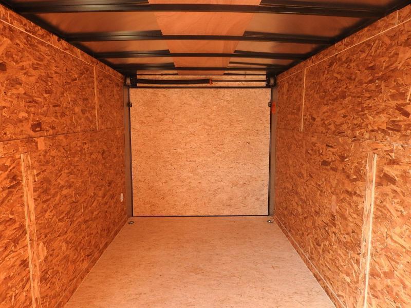 "2020 Formula Traverse 7 x 16 w/ 6"" Extra Height Enclosed Cargo Trailer"