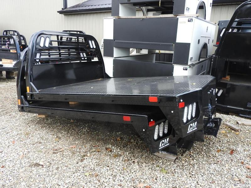 CM RD 9'4/97/60/34 Truck Bed / Equipment