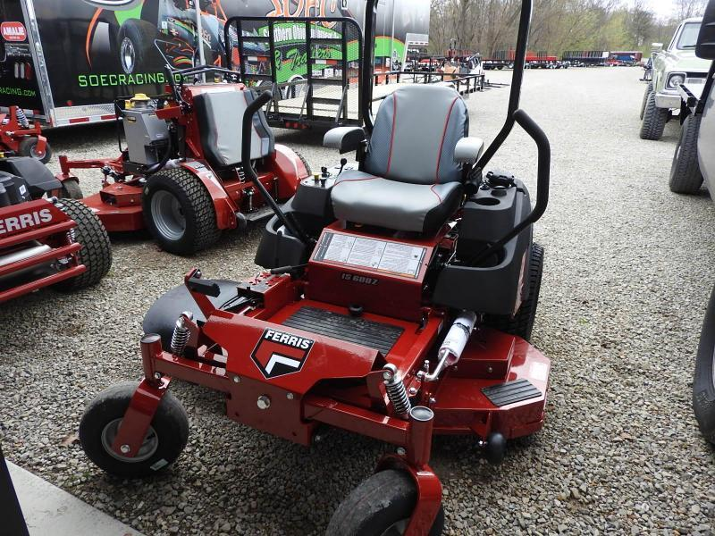 "2019 Ferris Mowers IS 600Z 25 HP B&S 52"" Deck"