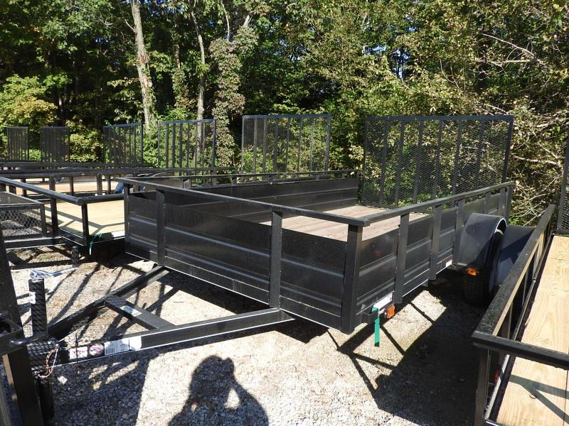 2020 Carry-On 6x12SSG Utility Trailer