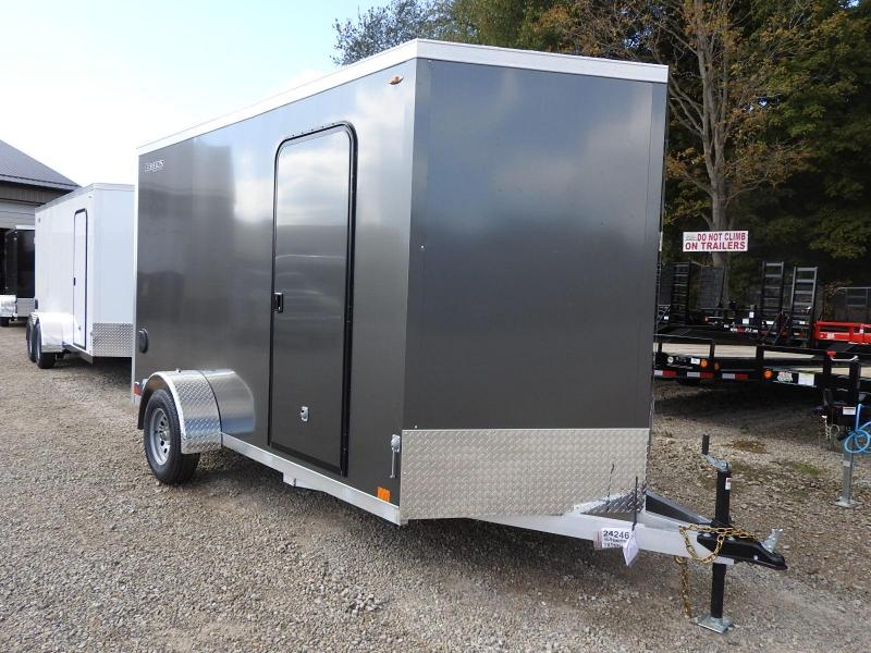 2020 Legend Trailers Thunder V Nose 7x14 Enclosed Cargo Trailer