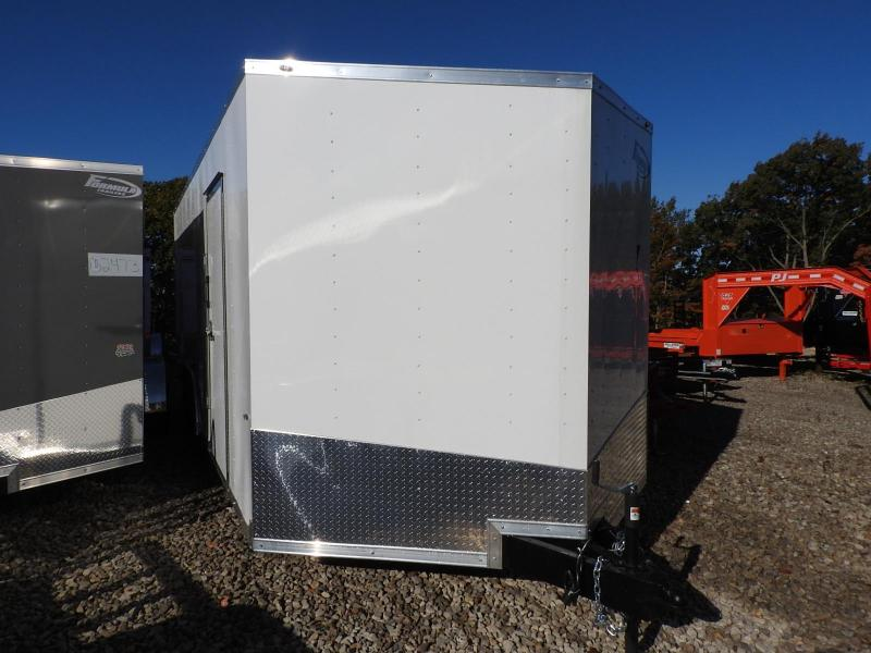2021 Formula Conquest 8.5 x 20 Enclosed Cargo Trailer