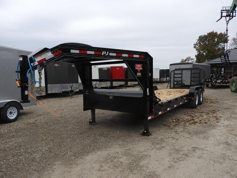 2020 PJ Trailers CC 24' Car / Racing Trailer