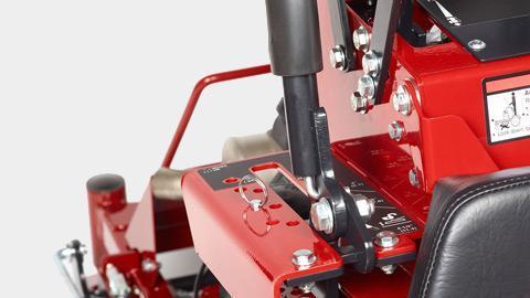 """Ferris Mowers SRS Z1 KAW 48"""" Cut Lawn"""