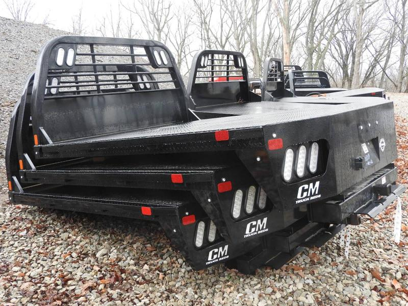CM RD 11'4/97/84/34 SD Truck Bed / Equipment