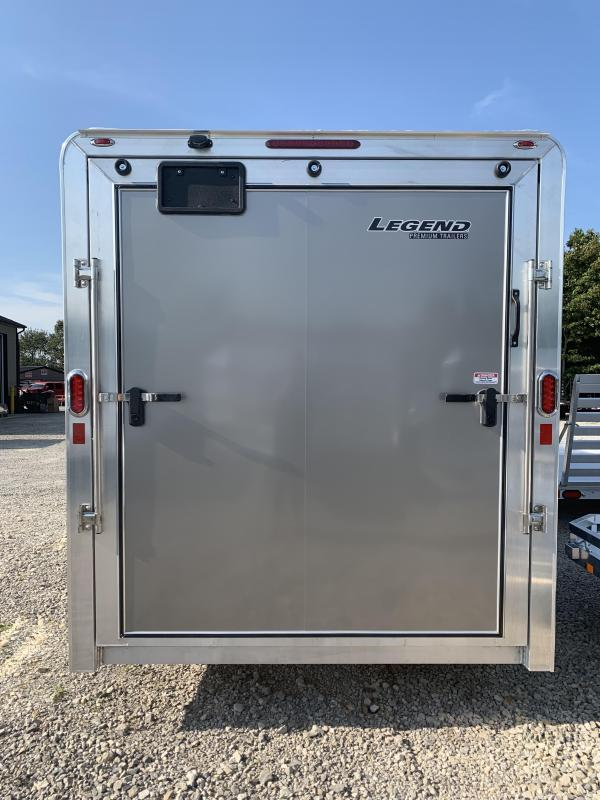 2020 Legend 7x19  DMV Enclosed Cargo Trailer