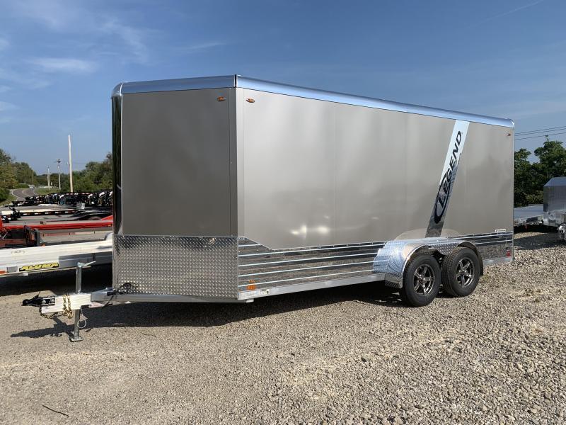 2020 Legend 7x19  DMV Enclosed Cargo Trailer