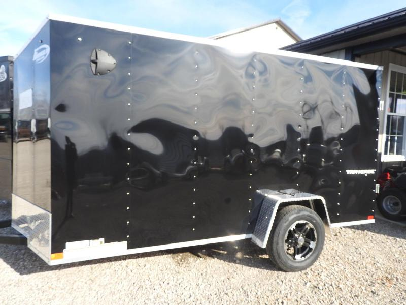2020 Formula Traverse 6x12 Enclosed Cargo Trailer