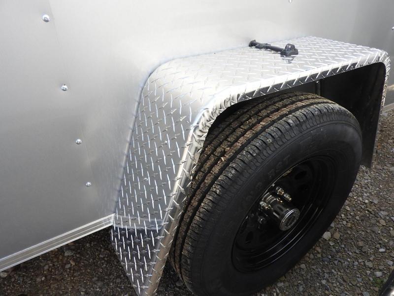 2021 Formula Traverse 6x12 Enclosed Cargo Trailer
