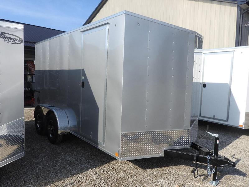 "2020 Formula Traverse 7 x 14 w/ 6"" Extra Height Enclosed Cargo Trailer"