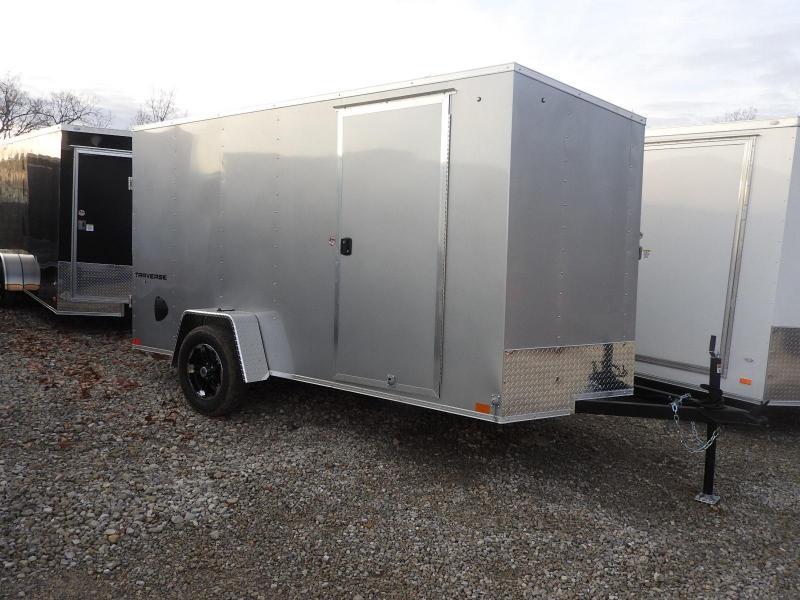 2020 Formula Traverse 6x12 Enclosed Cargo Trailer