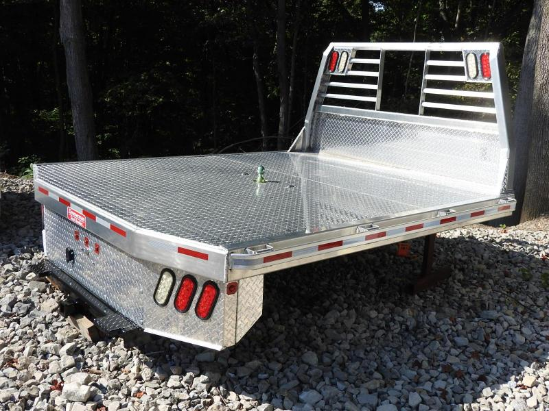 """Zimmerman 8'6/ 84""""/ 56"""" Turn Over Ball Truck Bed"""