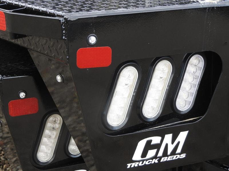 CM RD 8'6/ 97/ 56 or 58/ 42 Truck Bed / Equipment