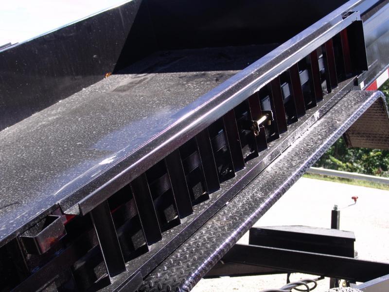 2020 Carry On 6X12 Low Pro 9990 GVW Ramps Tie Downs