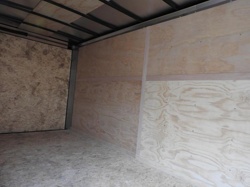 2020 RC Trailers RDLX 7 x 16 Enclosed Cargo Trailer