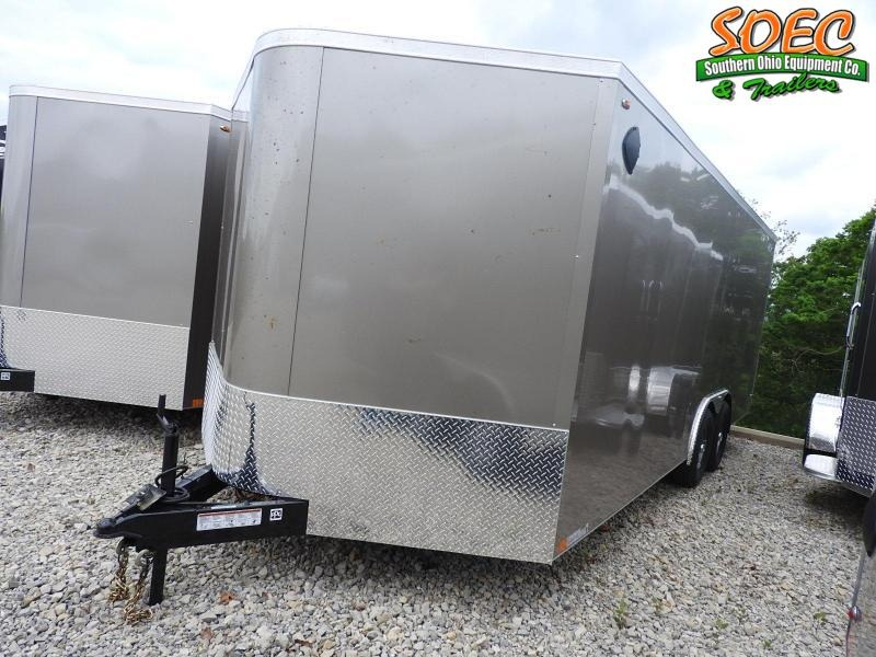 2021 Legend Trailers 8.5x22 STV Cyclone Cargo / Enclosed Trailer