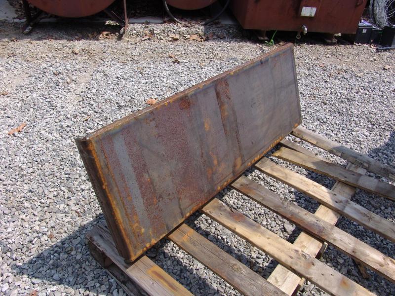 """SOEC 1/4"""" Universal Skid Steer Mounting Plate"""