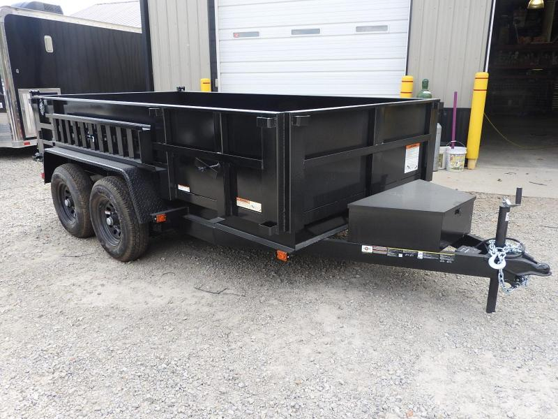 2020 Carry On 6X12 Low Pro 9990 GVW Ramps Tie Downs