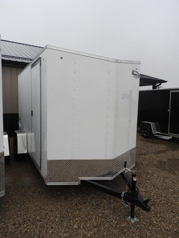 "2021 Formula Traverse 6x12 w/ 6"" Extra Height Enclosed Cargo Trailer"