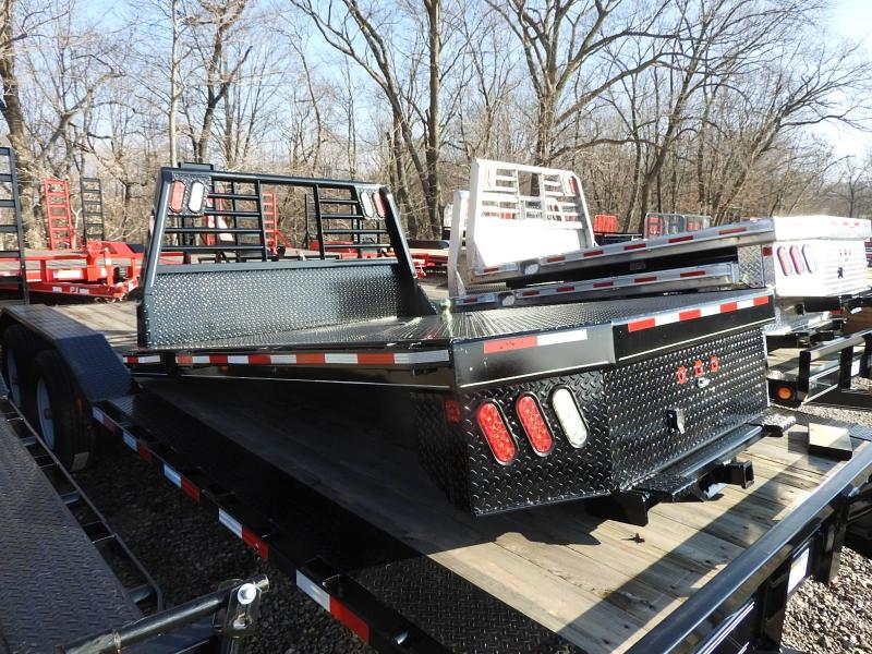 2019 Zimmerman 8'6 / 84/ 56 Turn Over Ball Truck Bed