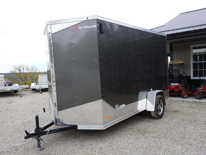 2020 RC Trailers RDLX 6 x 12 Enclosed Cargo Trailer