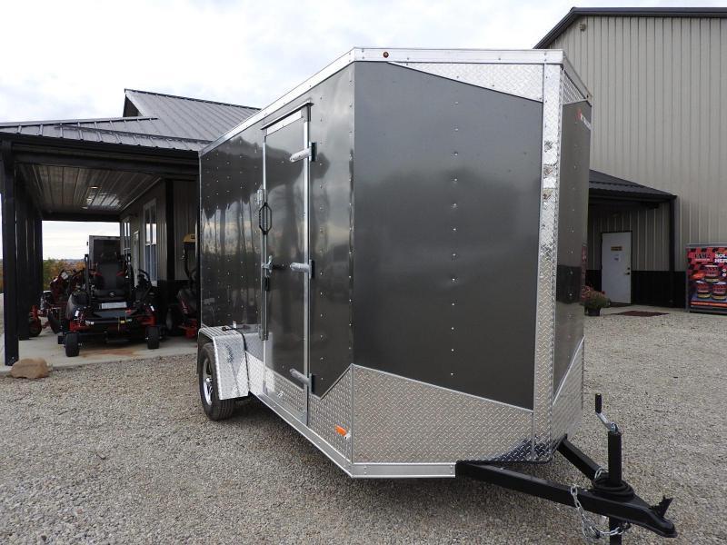 2020 RC Trailers RDLX 6 x 12 Enclosed Cargo Trailer