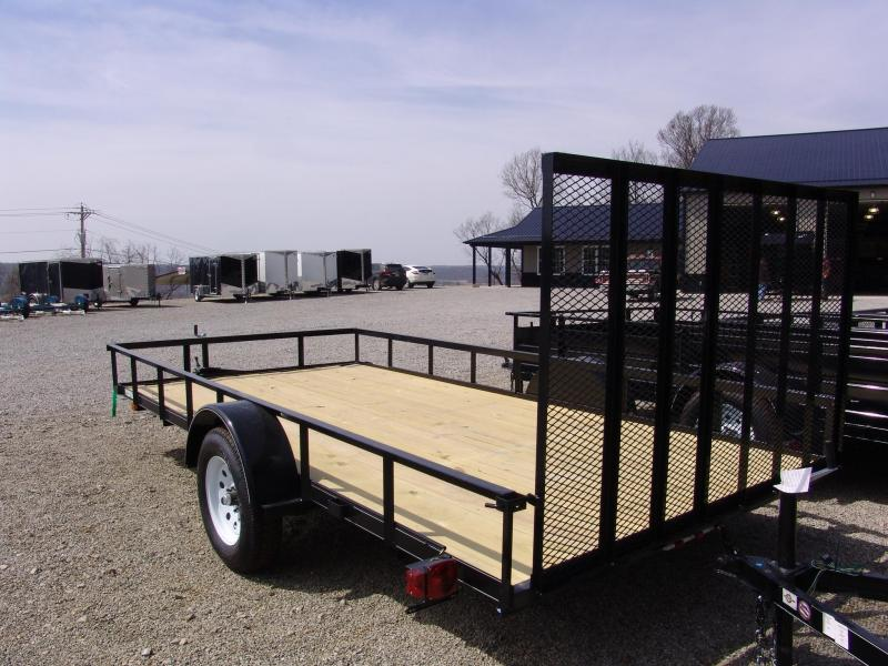 2020 Carry-On 7X14GW Utility Trailer