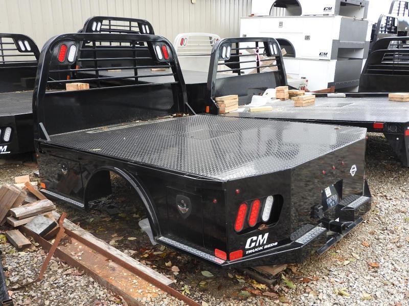 "CM SK 8'6""/84/58/42 2RTB - Scratch & Dent Truck Bed / Equipment"