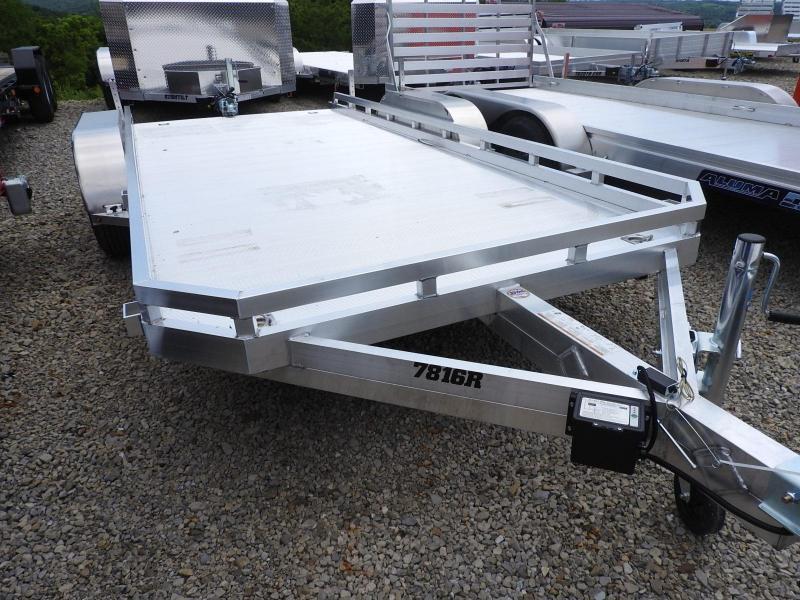 2020 Aluma 7816R Utility Trailer