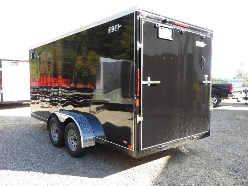 2020 Legend Trailers Cyclone 7x18 Enclosed Cargo Trailer