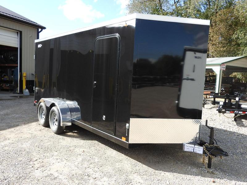 2020 Legend Trailers Cyclone 7x18 Enclosed Cargo Trailer