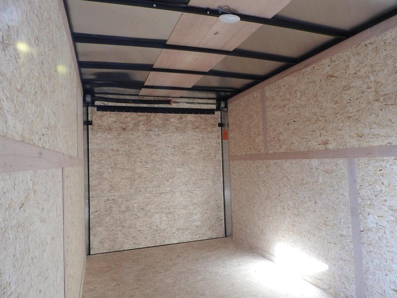 "2020 Formula Trailers Conquest 7x16 12"" Extra Height Enclosed Cargo Trailer"