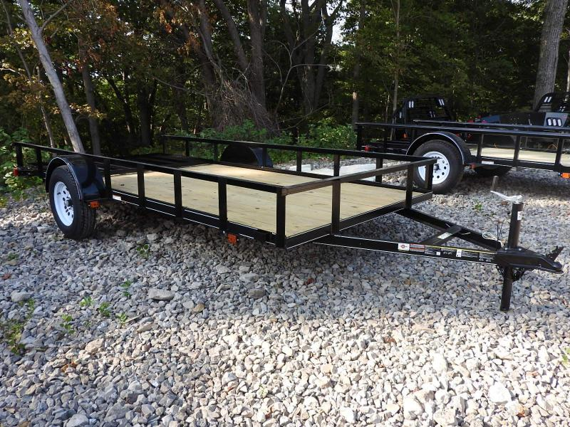 2020 Carry-On 6x14 GW Utility Trailer