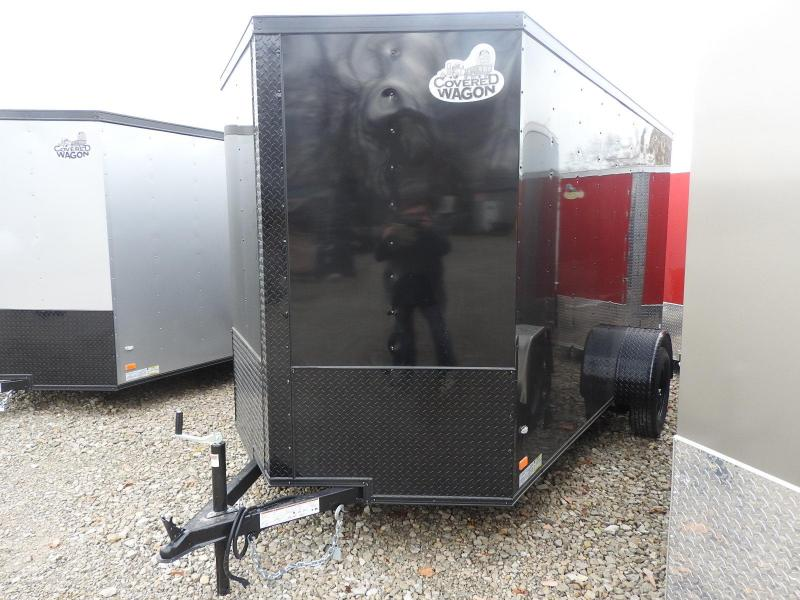 2020 Covered Wagon Trailers CW 6x12 SA Enclosed Cargo Trailer