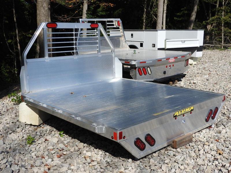 "2020 Aluma 81"" x 87"" Truck Bed 81087"