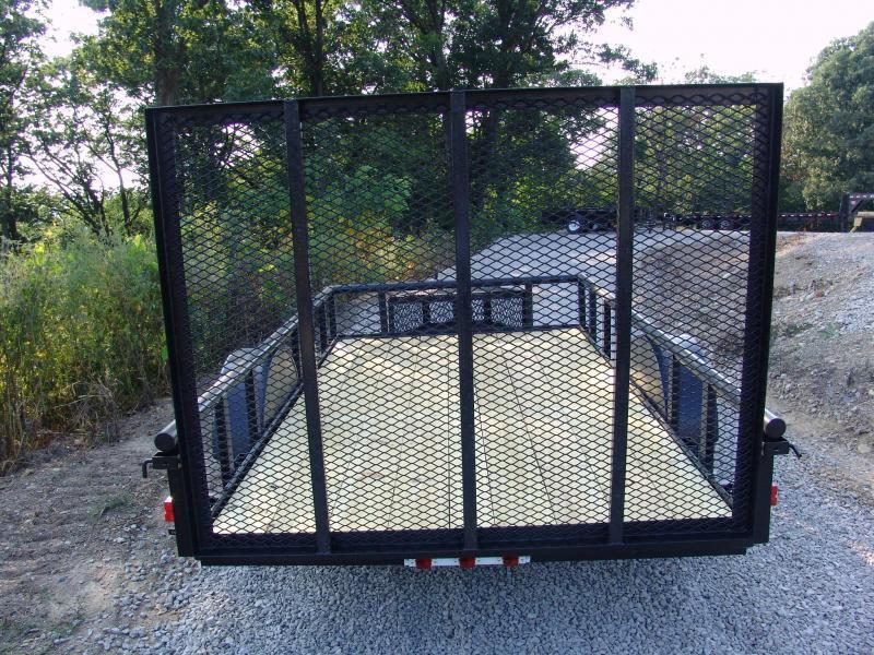 2019 Carry-On 5.5x10 GWPTLED Utility Trailer