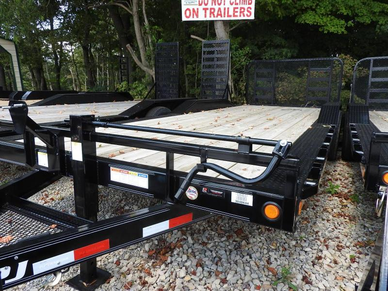 "2020 PJ B6 22' x 102"" Heavy Duty Gate 14k Buggy Hauler"